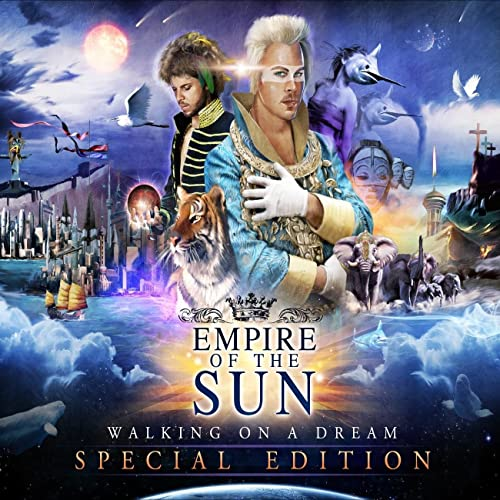 Empire Of The Sun - Walking