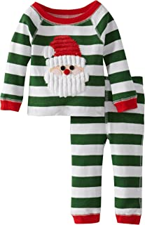 Mud Pie Baby Boy Holiday Christmas Two Piece Play Set, Multi, 9-12 Months