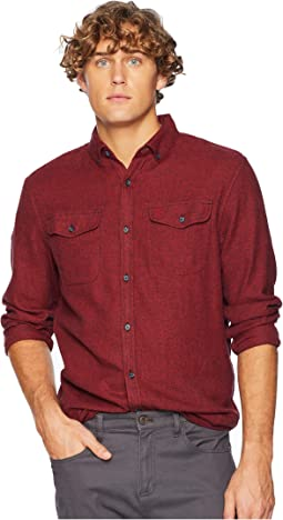 Long Sleeve Jasper Flannel - Stretch Shirt