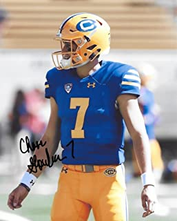 Chase Garbers, California Golden Bears, Cal Bears, Signed, Autographed, Football 8x10 Photo, a COA Will Be Included