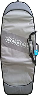 Curve New Mini Simmons Surfboard Bag Travel - Boost Retro Single with 20mm Foam Size 5'3 to 6'3