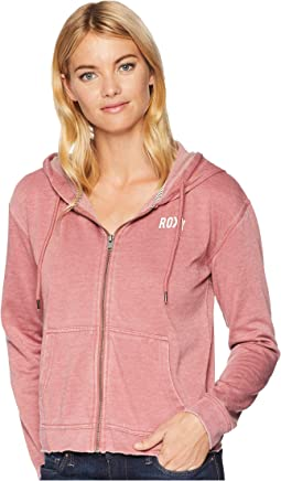 Moon Rising Fleece Full Zip Top