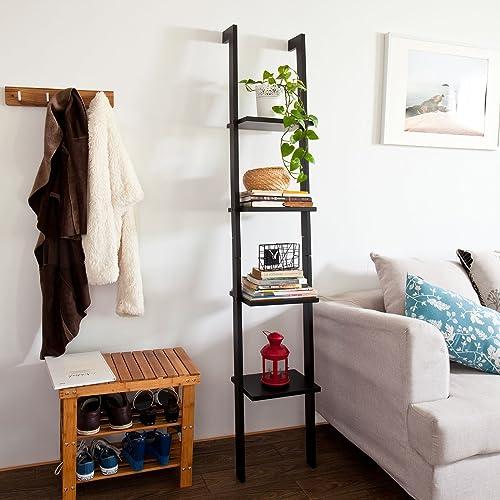 promo code 31560 d1be4 Narrow Ladder Shelf: Amazon.com