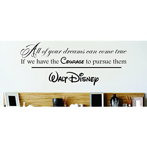 Disney Wall Quotes Amazon Com