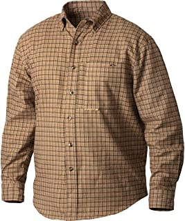 Waterfowl Classics Twill Shirt Tan/Herringbone