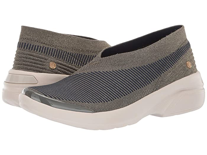 Bzees  Outburst (Olive) Womens Flat Shoes