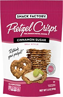 Best snack factory pretzel crisps cinnamon sugar Reviews