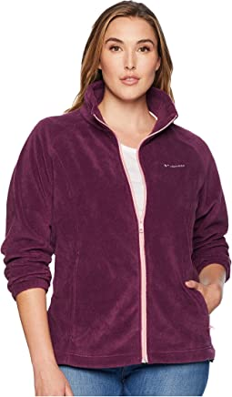Plus Size Benton Springs™ Full Zip