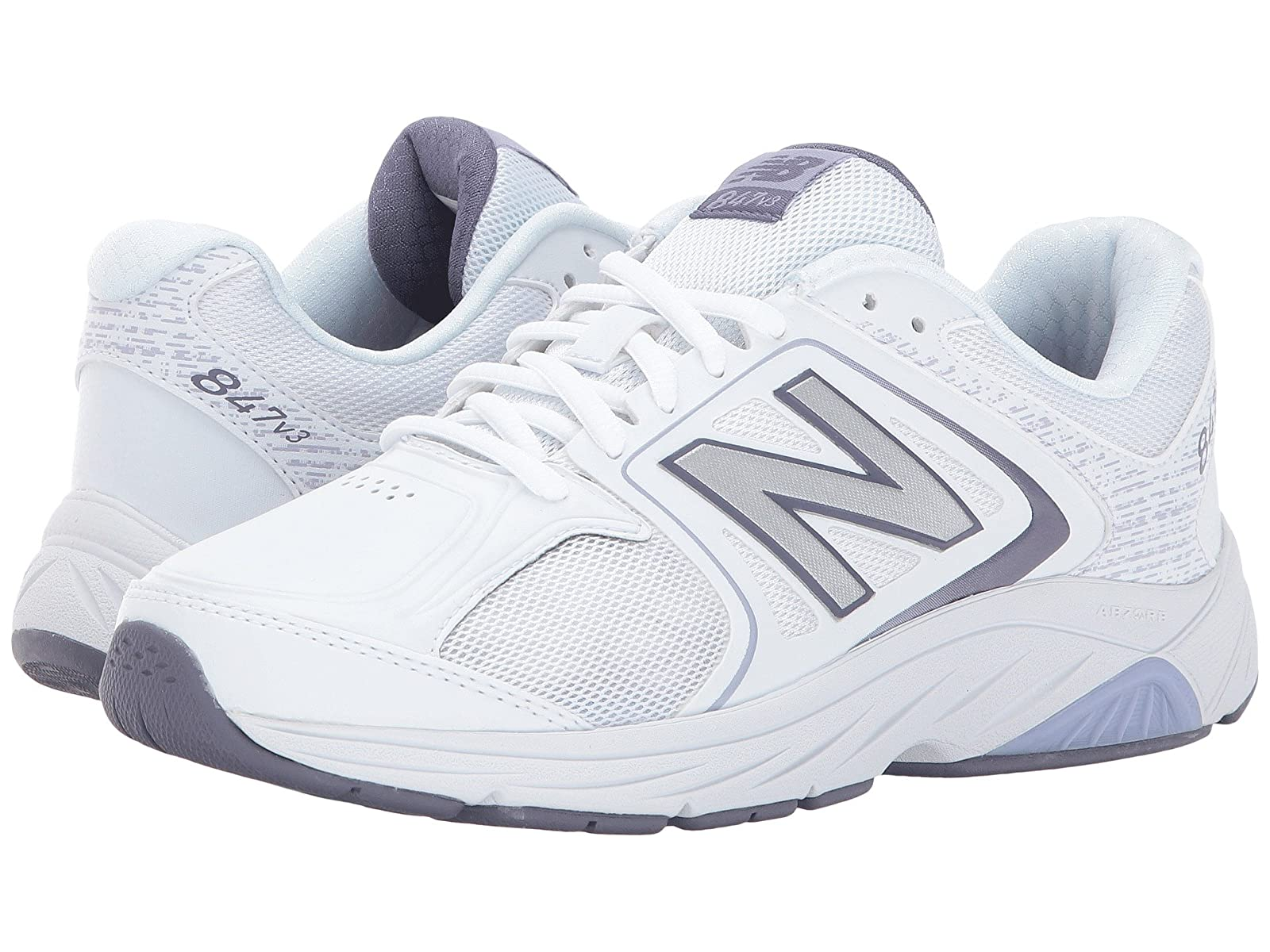 New Balance WW847v3Atmospheric grades have affordable shoes