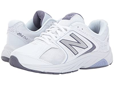 New Balance 847v3 (White/Grey) Women