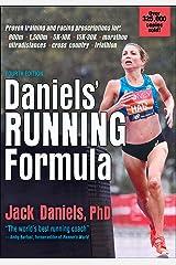 Daniels' Running Formula Kindle Edition