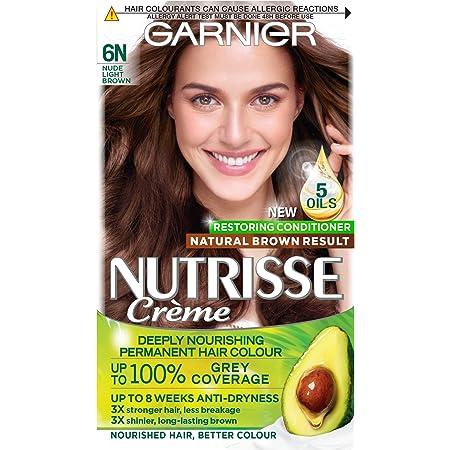 Garnier Nutrisse 6.34 - Tinte para el cabello permanente ...