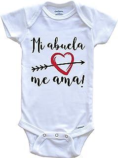 Mi Abuela Me AMA My Grandma Loves Me Spanish Language...