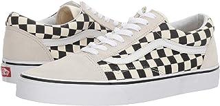Vans Old Skool (Checker) Wht/Blk,Size 12 M US Women /...