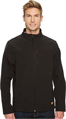 Power Zip Windproof Softshell Jacket