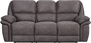 MorriSofa Jackson Power Reclining Sofa, 90