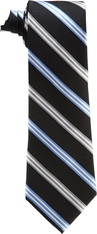 IZOD Mens Halibut Stripe Tie