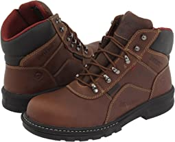 "Wolverine Meteor 6"" Waterproof Steel Toe"