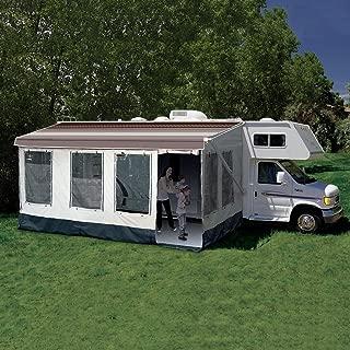 CAREFREE 211600A Dark Gray Trim 16'-17' Buena Vista+ RV Awning Room
