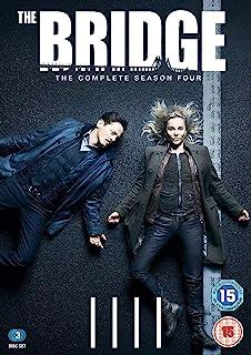 THE BRIDGE/ブリッジ シーズン4 [DVD-PAL方式 ※日本語無し](輸入版) -The Bridge Season 4-