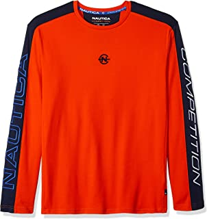 Men's Long Sleeve Crew Neck Competition T-Shirt