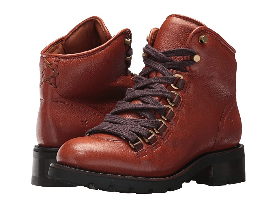 Frye Alta Hiker (Rust) Women