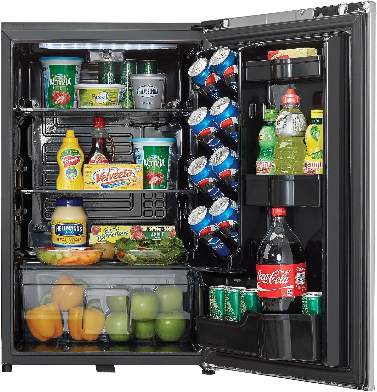 Buy Danby DAR9A9DDB 9.9 Cu.Ft. Mini Fridge, Compact Refrigerator ...