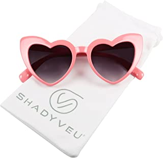 ShadyVEU - Trendy Kids Heart Shaped Love Colorful Girls...