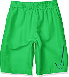 Nike Mens NESSA836 Swoosh Solid Lap Volley Short Swim Trunk Swim Trunks