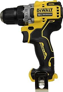 Dewalt DCD701 12V Max 3/8-in Brushless Drill Driver