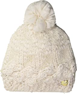 Betsey Johnson - Pearly Girl Beanie