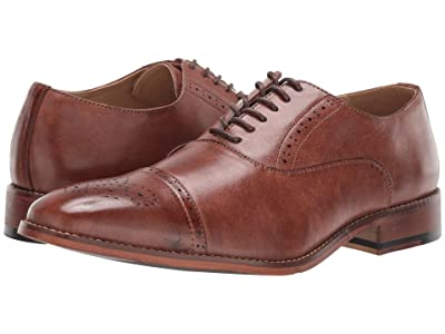 Kenneth Cole Reaction Blake Lace-Up C (Cognac) Men