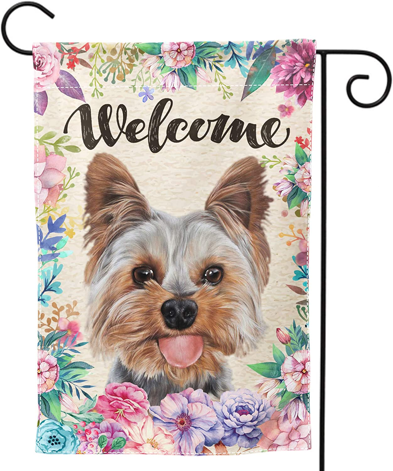 Summer Garden Flag with Excellent Yorkshire 12 Double Sided Inch Yor Luxury goods 18 x