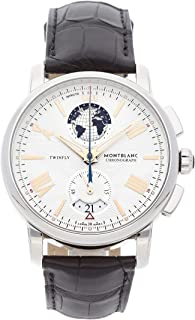 Montblanc 4810 Mechanical (Automatic) Silver Dial Mens Watch 114859 (Certified Pre-Owned)