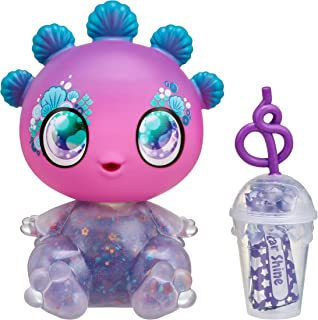 "Goo Goo Galaxy 5"" Doll, Luna Laguna with Squeezer Belly & DIY Slime Activity"