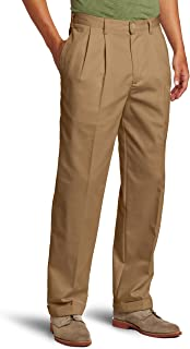 Men's American Chino Double Pleated Pant