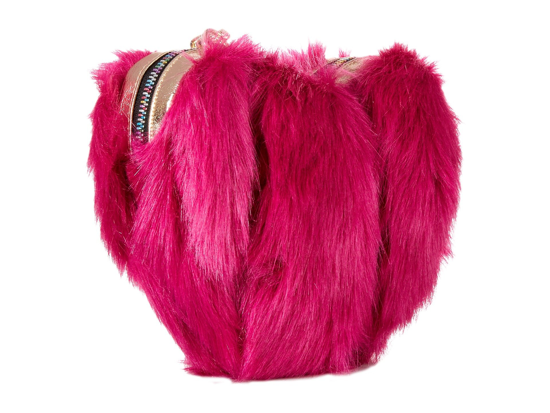 Brand New Pink Fur Shoes Shop Now Facebook