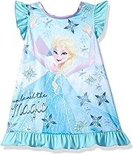 Disney Girls' Frozen Elsa Nightgown