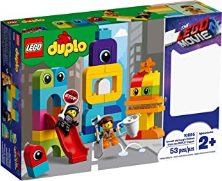 lego DUPLO - Emmet and Lucy's Visitors from the DUPLO Planet 10895