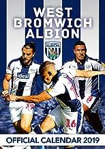 West Bromwich Albion Official 2019 Calendar - A3 Wall Calendar