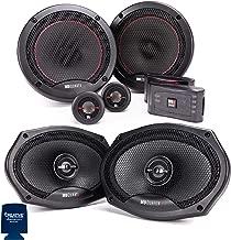"$429 » MB Quart PS1-216 6.5"" Component Speakers with PK1-169 6x9 Coaxial Speakers Premium Bundle"