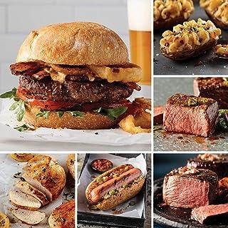 Omaha Steaks Birthday Celebration Combo (20-Piece with Filet Mignons, Top Sirloins, Boneless Chicken Breasts, Steak Burgers, Jumbo Franks and Stuffed Baked Potatoes)
