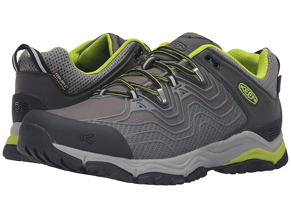 Keen Aphlex Waterproof (Gargoyle/Macaw) Men
