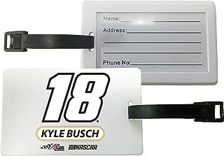 Kyle Busch #18 Luggage Tag
