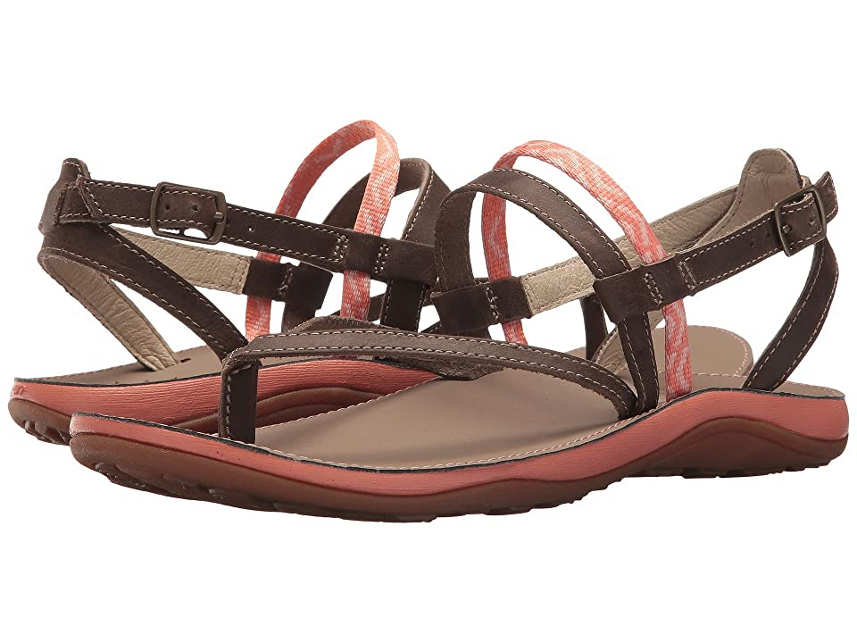 Chaco Loveland (Stepped Peach) Women