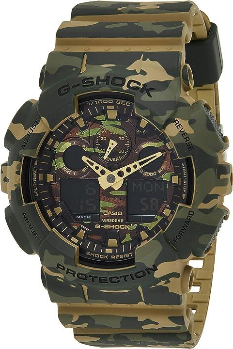 Orologio da uomo casio h5ga-100cm-5aer B00QH332PY