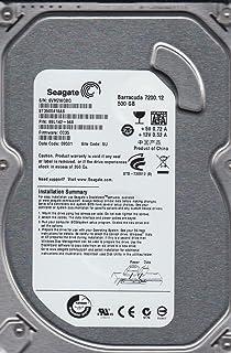 ST3500418AS, 6VM, SU, PN 9SL142-568, FW CC35, Seagate 500GB SATA 3.5 Disco Duro