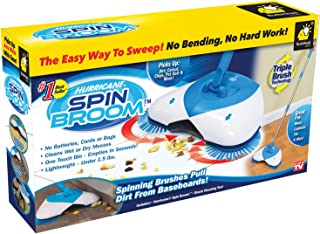 hurricane spin scrubber manual