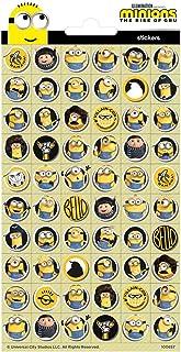 TrendyMaker Minions 2, The Rise of Gru, auf der Recherche nach dem Mini-Boss – Lot de 1 planche de 60 petits motifs
