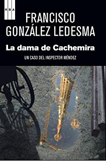 La dama de Cachemira (Inspector Méndez) (Spanish Edition)